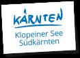 Logo Region Klopeiner See