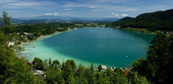 Der Klopeiner See
